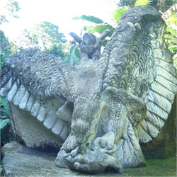 zoologico de piedra .com - The imperial eagle on this days